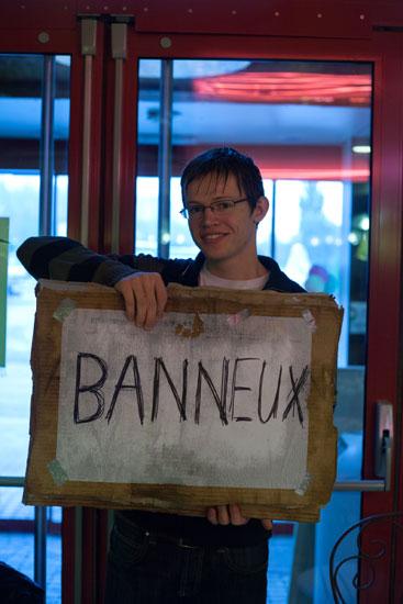Liftwedstrijd Banneux
