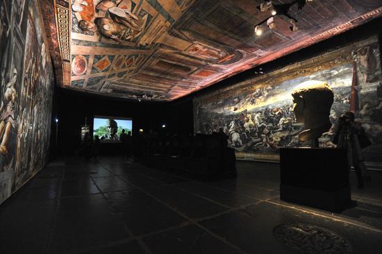 Rome. De droom van keizer Constantijn