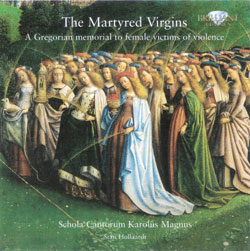 The Martyred Virgins