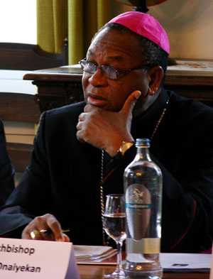 Kardinaal Onaiyekan