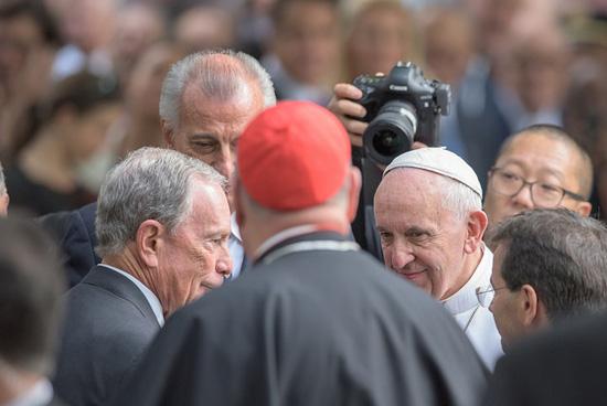 Pausbezoek VS