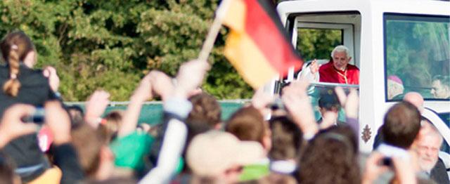 Het Duitse pausbezoek: een eerste balans