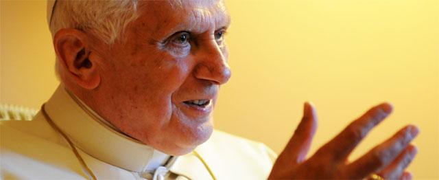 Erfstukken van de paus emeritus