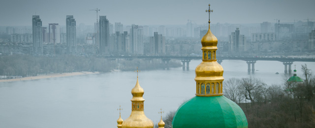Oekraïne: Tussen de beer en de oude dame