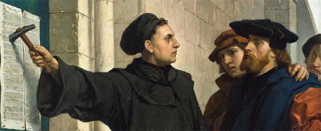 500 jaar Reformatie: óók voor katholieken het herdenken waard