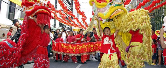 Chinees Nieuwjaar: Allerzielen, dankdag en verjaardag ineen