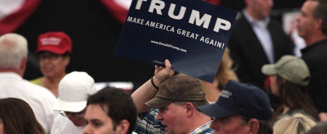 Begrip voor de Trumpisten