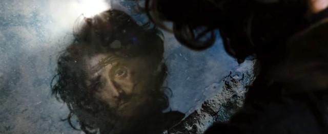 Vertrap mij maar, zegt Christus in Silence