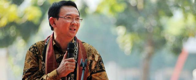 De oud-gouverneur van Jakarta citeerde de Koran en kwam in de gevangenis