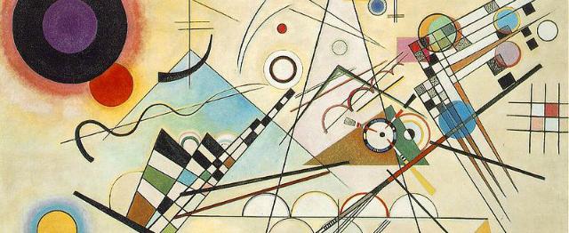 Kandinsky: echte kunst heeft een opwekkende, profetische kracht