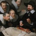 De anatomische les van Dr. Nicolaes Tulp.
