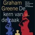 Graham Green, de kern van de zaak, omslag boek