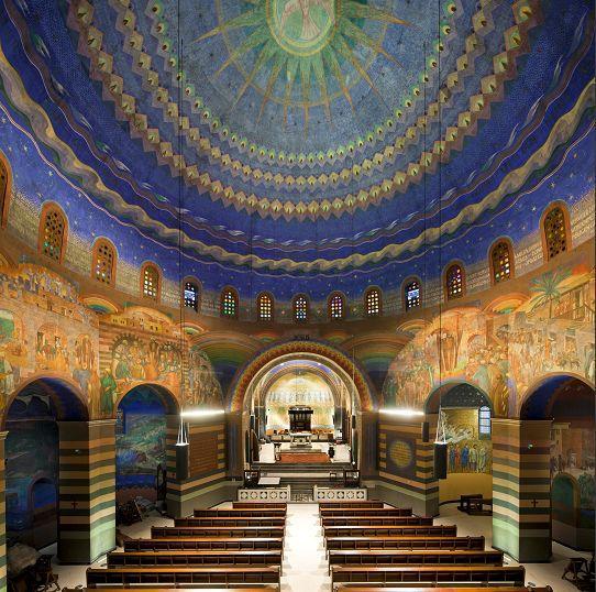 Cenakelkerk in Orientalis