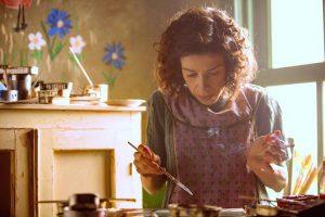 Maud in film Maudie