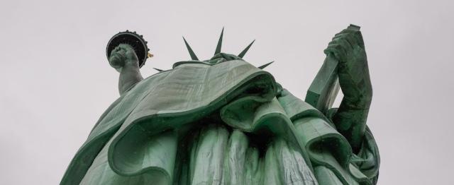 Waarom je in New York niet alleen omhoog moet kijken