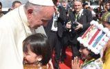 In Myanmar ontving paus Franciscus de genade van de schaamte