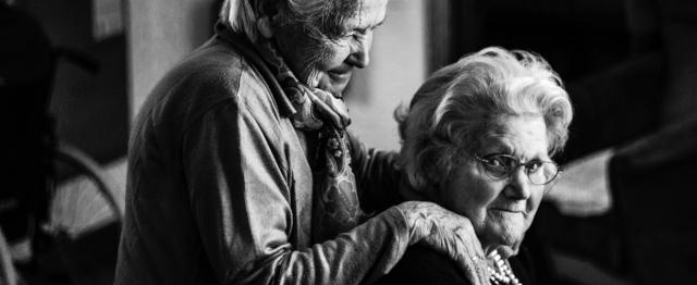 'Tegenover mij zat een vrouw die het leven écht geleefd heeft'