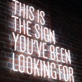 Gods wil: This is the sign you've been looking for.