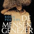 Omslag boek, Koen Peeters, De mensengenezer