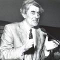 Ruud Lubbers op het WI-symposium in 1995