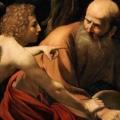 Abraham offer zijn zoon, Caravaggio