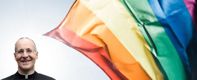 James Martin over het noodzakelijke gesprek tussen kerk en LHBT'ers