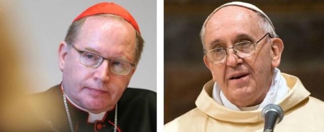 Wat kardinaal Eijk in zijn kritiek op paus Franciscus vergat
