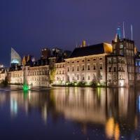 politiek, binnenhof Den Haag